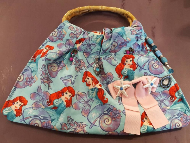 Unique Disney Bag Idea