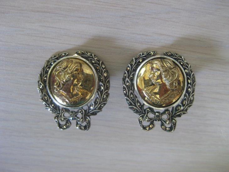 victorian marcasite jewelry