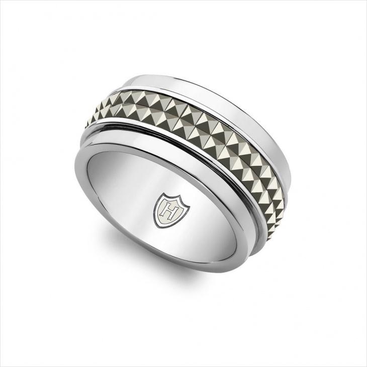 marcasite ring for men