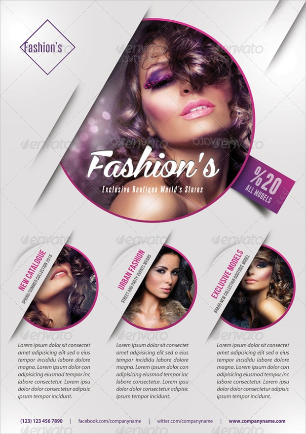 Multipurpose PSD Product Flyer