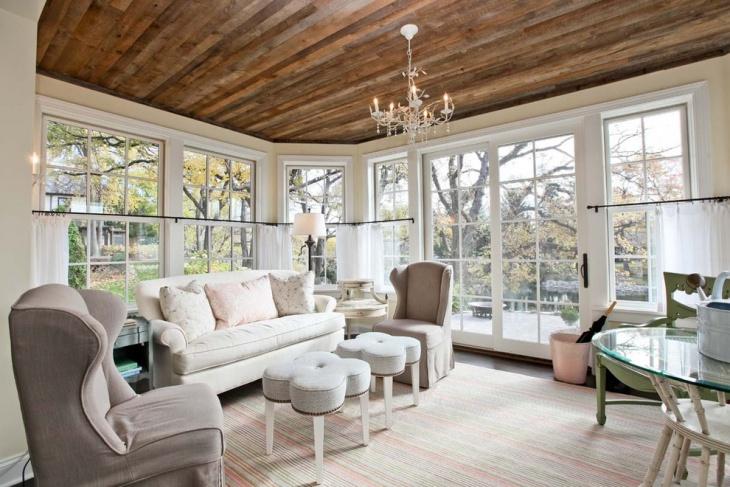 18+ Sunroom Ceiling Designs, Ideas | Design Trends ...