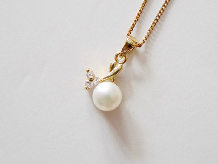 awesome pearl pendant