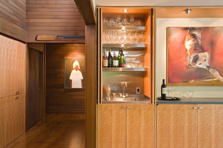 18 small home bar designs ideas design trends - Small wet bar ideas ...
