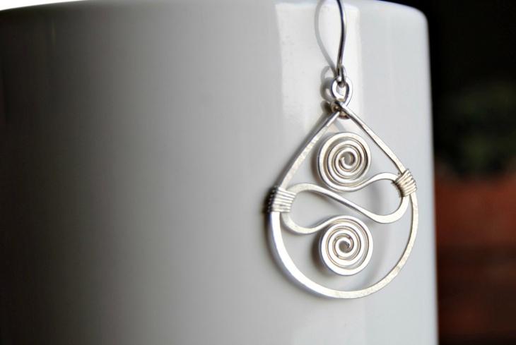 Spiral Infinite Jewelry