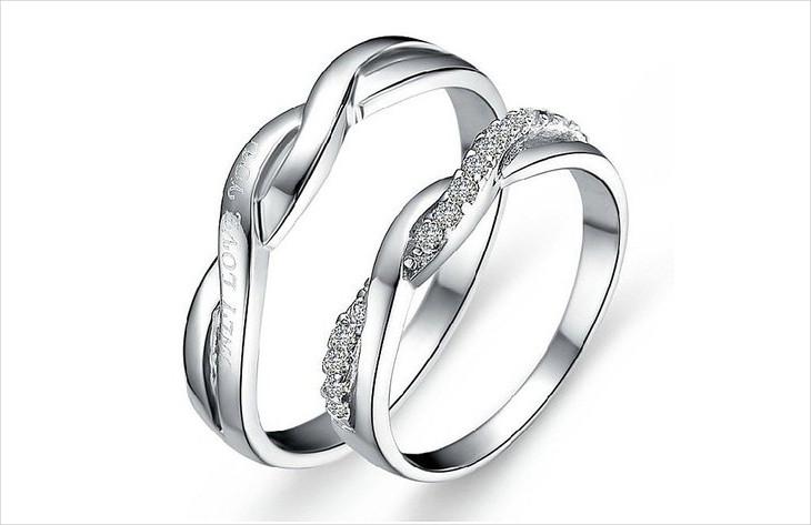 Infinite Engagement Rings Idea