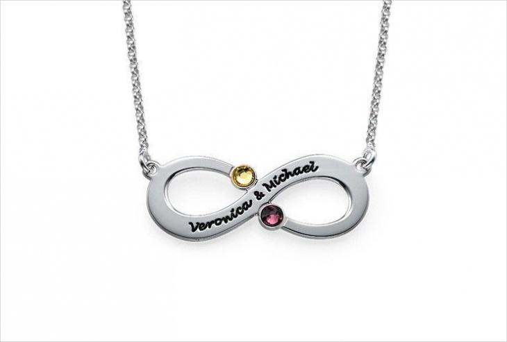 Infinite Birthstone Jewelry