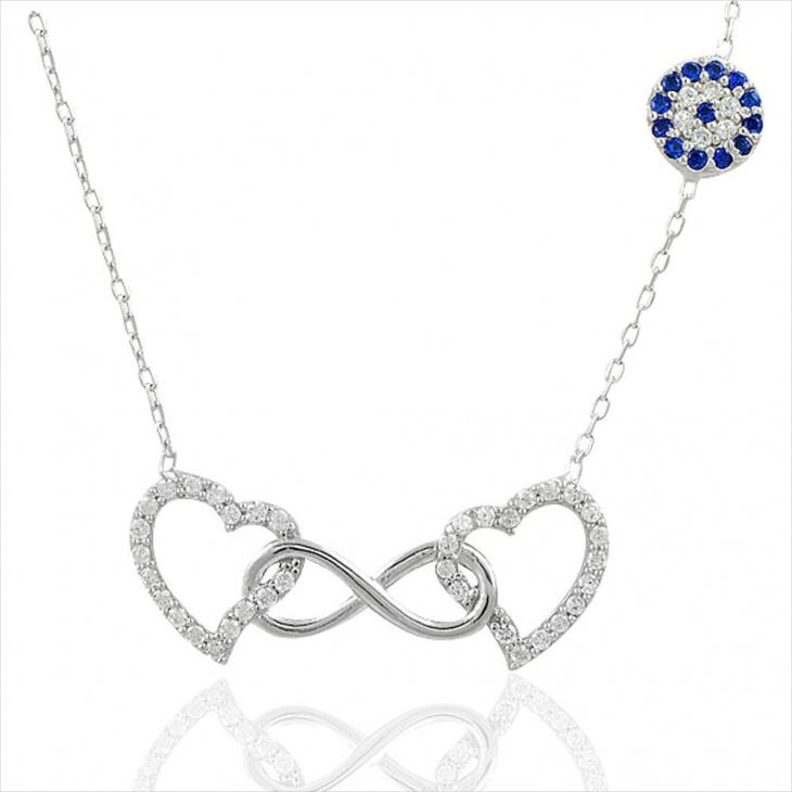 Beautiful Infinite Pendant Necklace