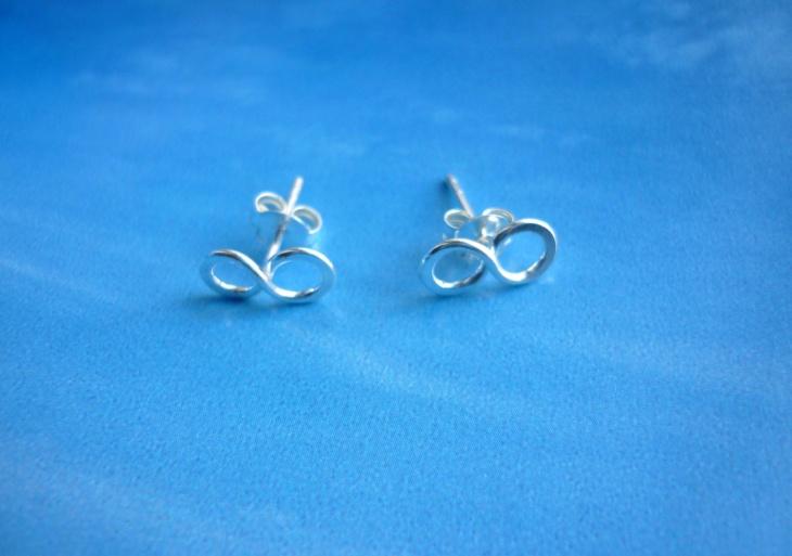 Infinite Stud Earrings