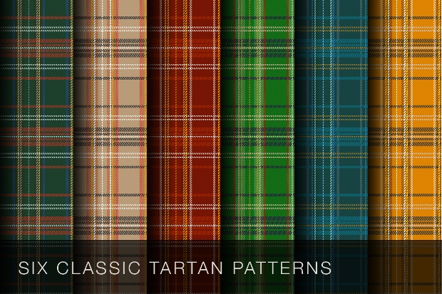 Classic Tartan Patterns