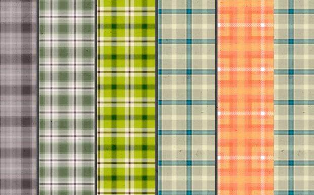 Plaid & Tartan Pattern