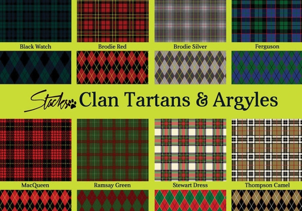 Tartan and Argyle Patterns