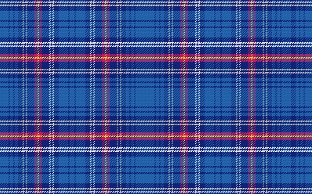 Scottish Tartan Army Pattern