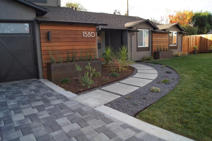 Contemporary Front Yard Landscaping Ideas Part - 41: Modern Front Yard Landscaping