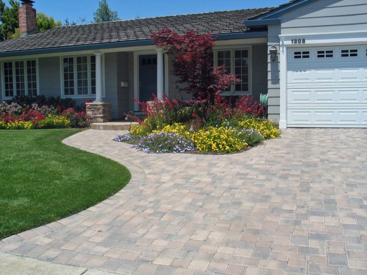18 Front Yard Landscaping Designs Ideas Design Trends Premium