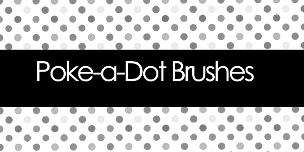 Polka Dot Brushes