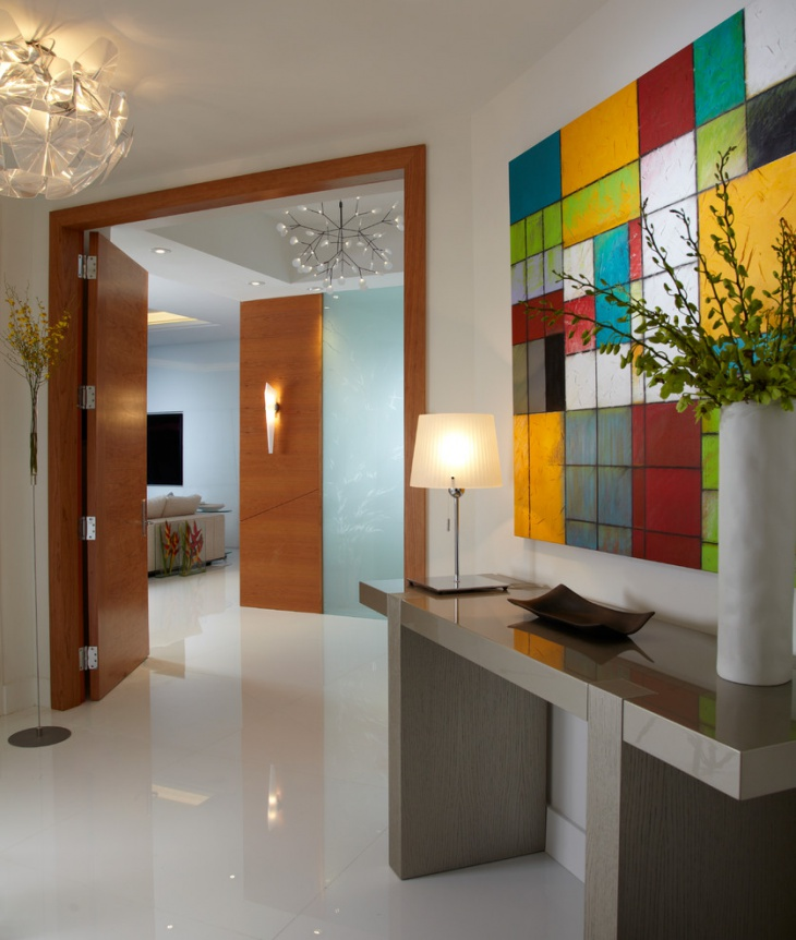 Home Interior Design Ideas Hall: 18+ Modern Hallway Designs, Ideas
