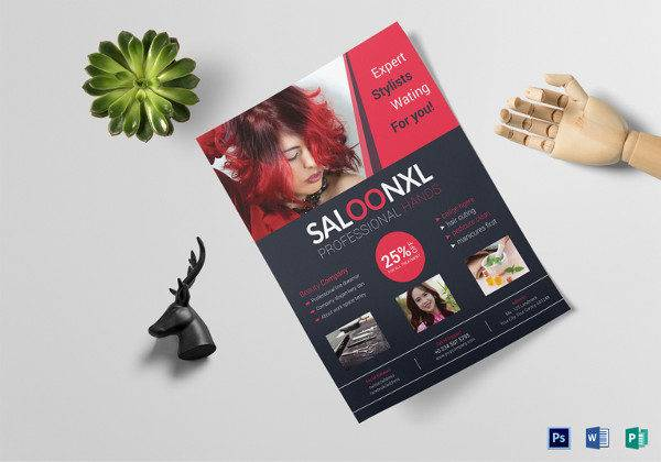 professional beauty salon flyer template1 600x420
