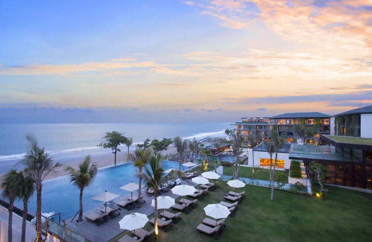 1. A Panoramic View of Alila Seminyak