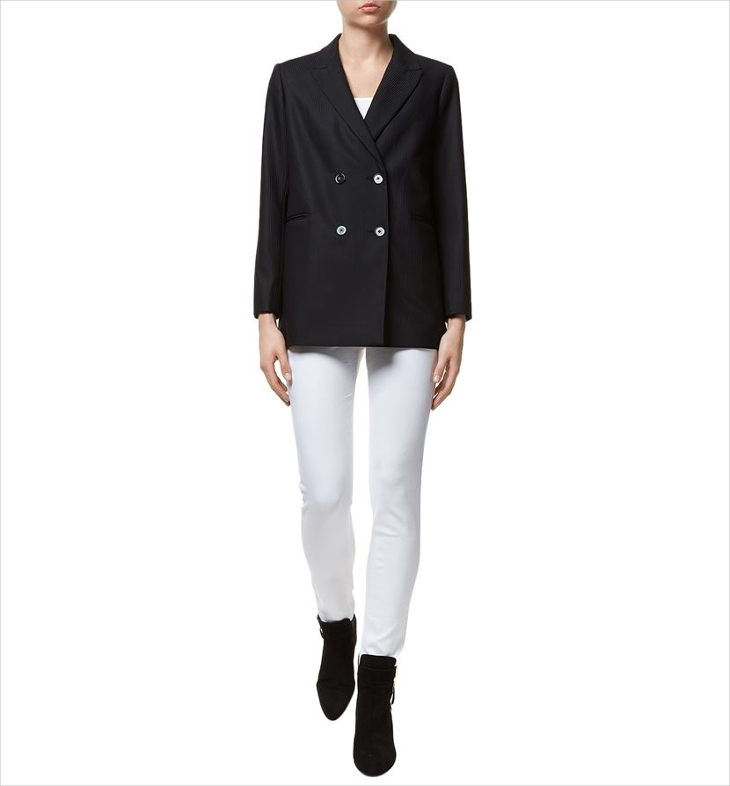 Women's Formal Black Jacket