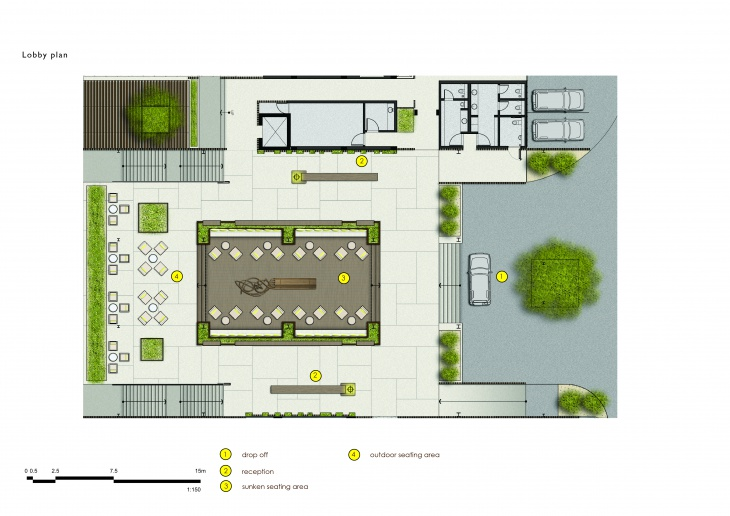 20. Lobby Plan