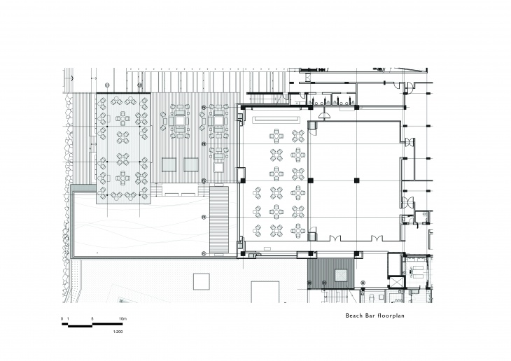 21Beach Bar Plan