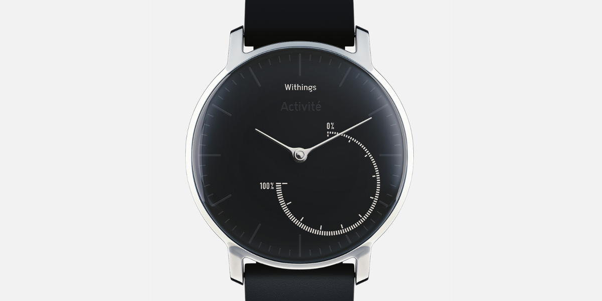 Withings Activite Steel- $149