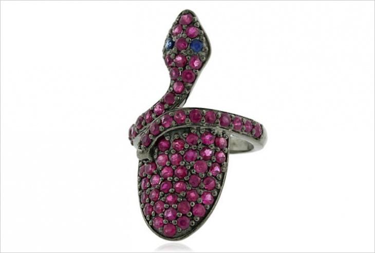 Halloween Snake Jewelry Design