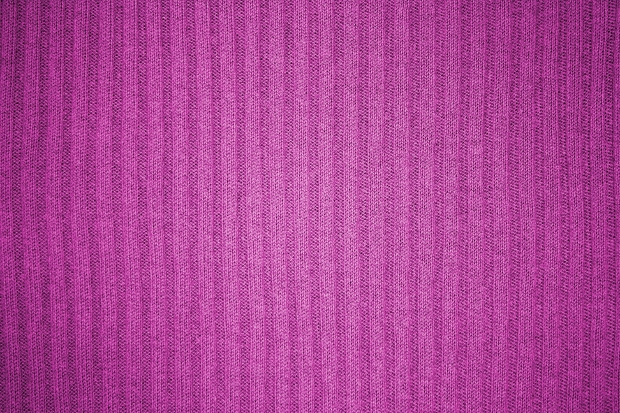 Pink Knit Fabric Texture