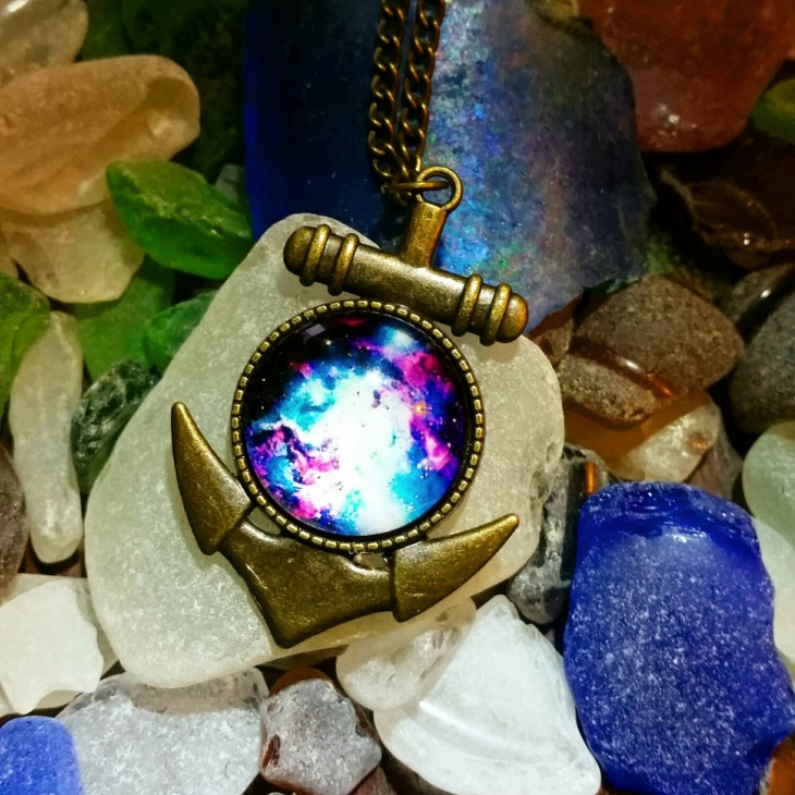 Galaxy Themed Jewelry