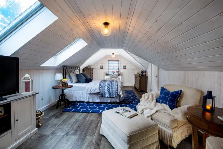 loft bedroom furniture design
