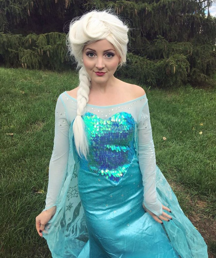 frozen disney makeup