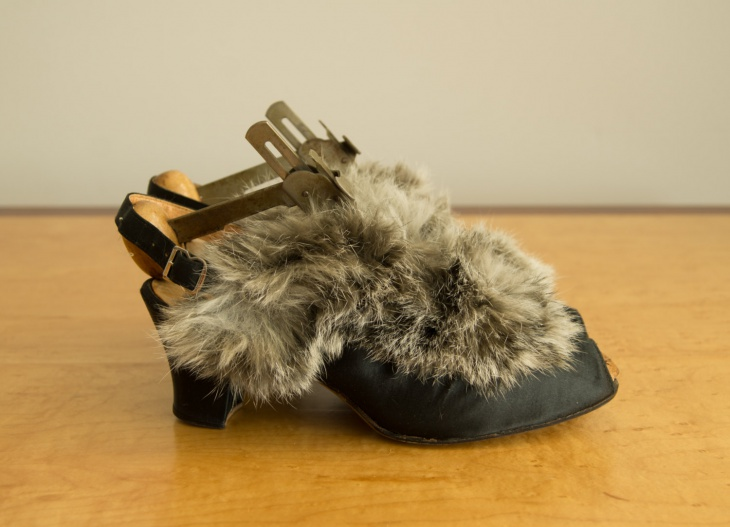 Cool Fur Trimmed Boots