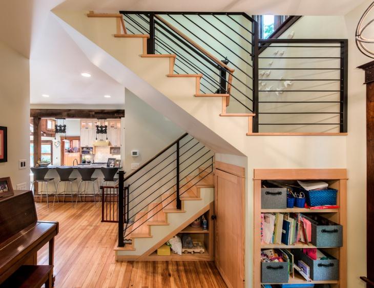 Stair Railing Design