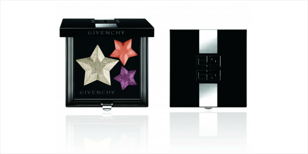 le prisme stellar eye palette eyeshadows by givenchy