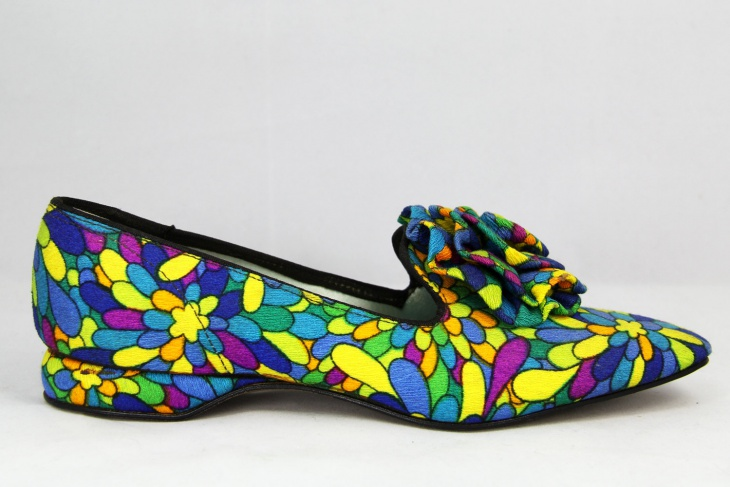 Funky Psychedelic Shoes