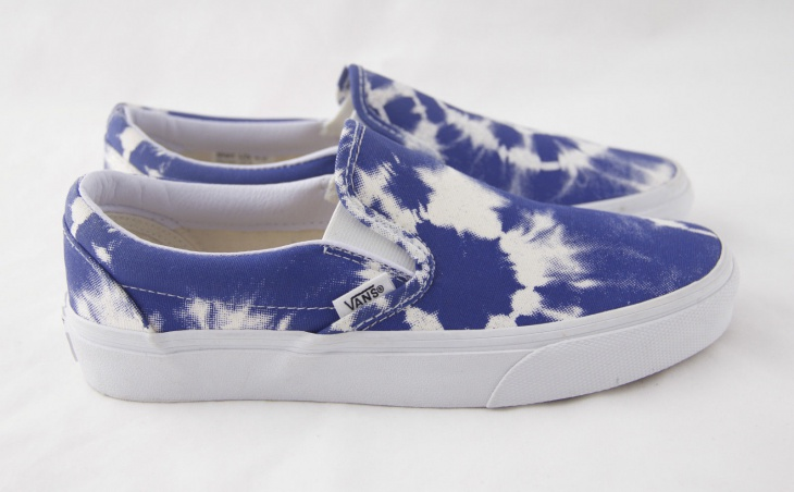 Vans Psychedelic Shoes Design