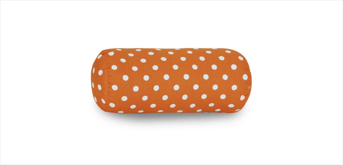Oversized Polka Dot Pillows