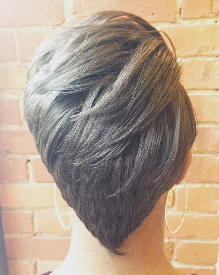 Amazing 16 V Cut Hairstyle Ideas Designs Haircuts Design Trends Short Hairstyles For Black Women Fulllsitofus