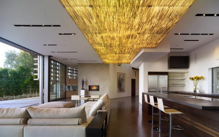 rectangular recessed ceiling lights
