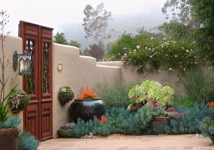 Mediterranean Herb Garden