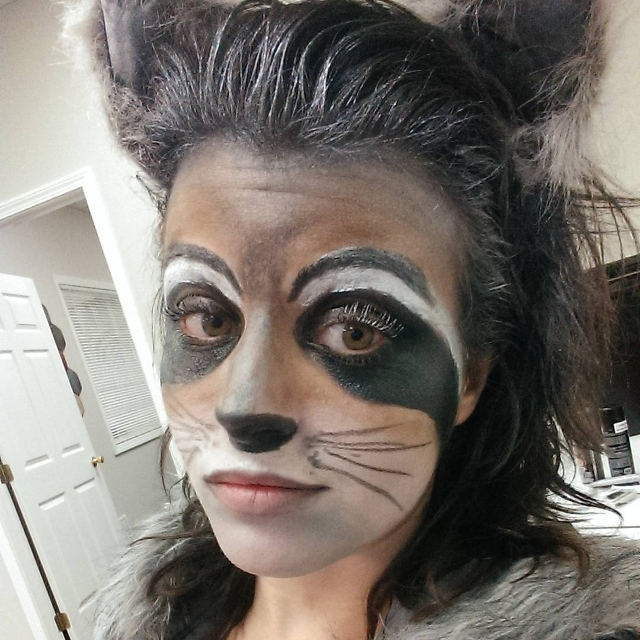 18+ Raccoon Makeup Designs, Trends, Ideas | Design Trends ... Raccoon Eyes Makeup