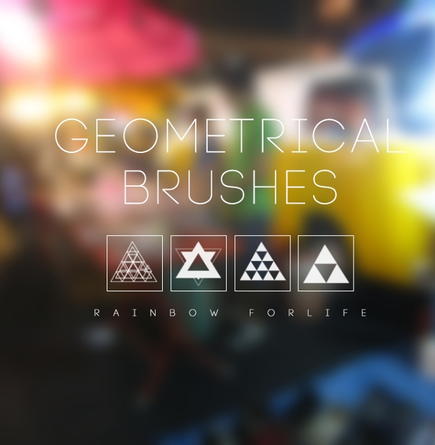 Geometric Brushes