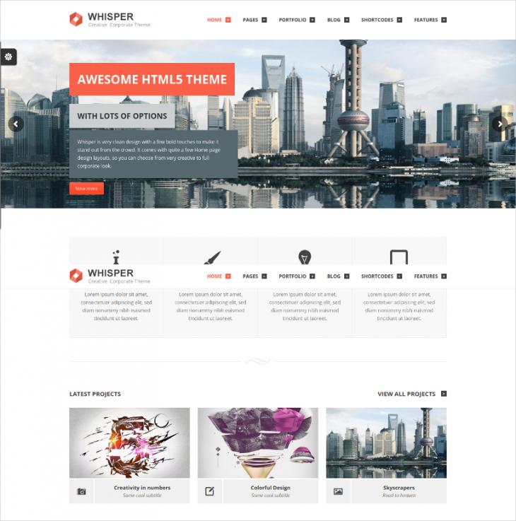 entrepreneurs wordpress theme