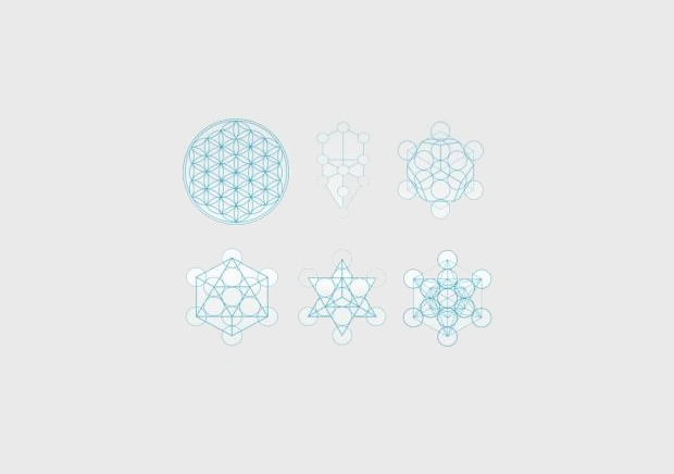 Sacred Geometry Brushes