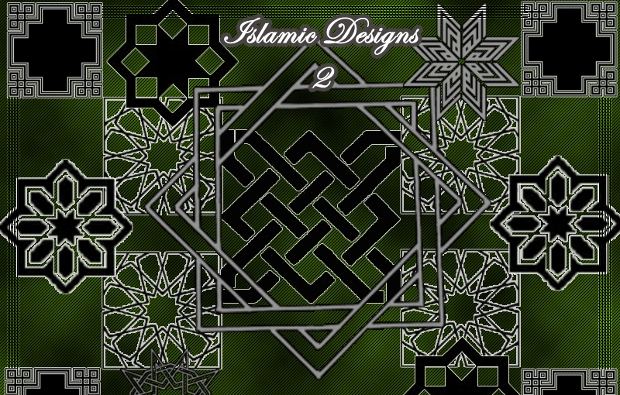 Geometric Islamic Brushes