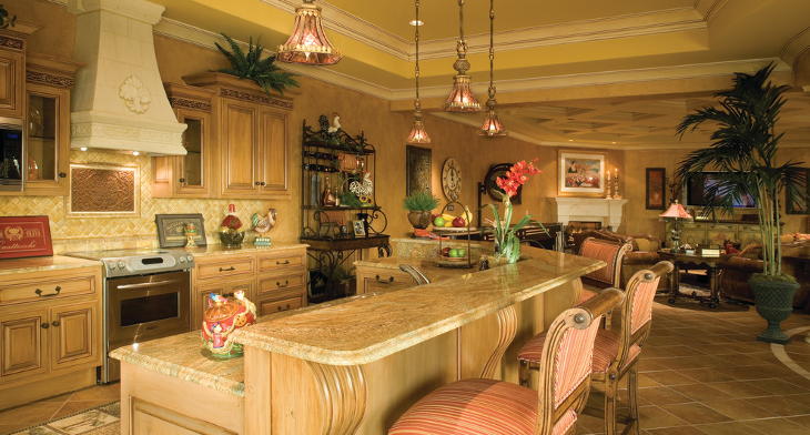 Tuscan Kitchen Designs