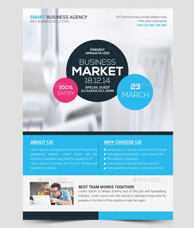 Marketing Flyer Design  Hlwhy