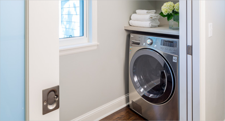 18+ small laundry room designs, ideas | design trends - premium psd