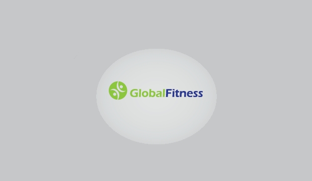 Global Fitness Logo Design