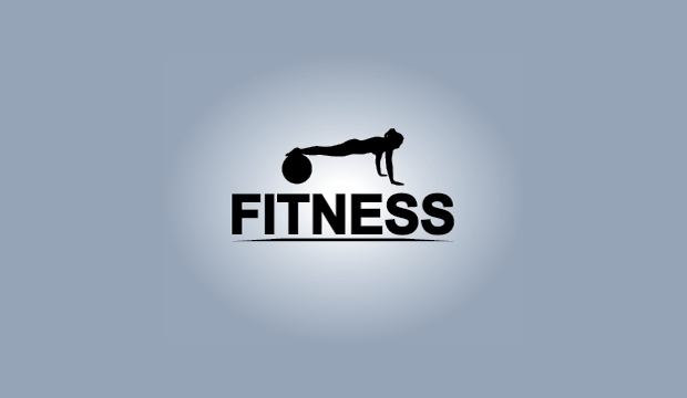 woman fitness logo design